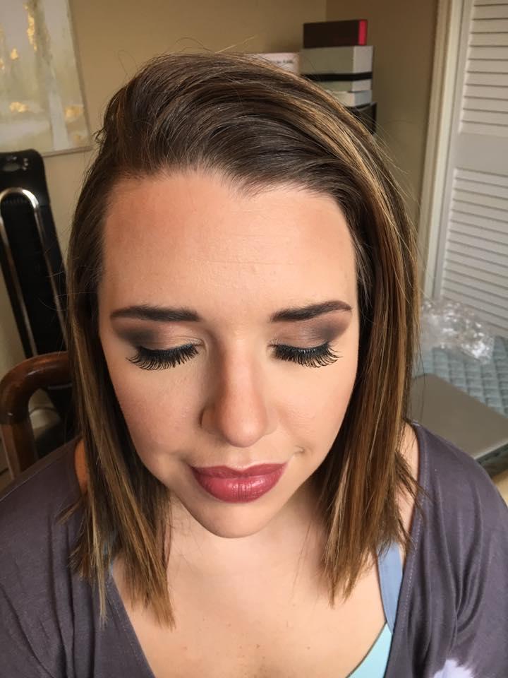 Emily Camden Makeup