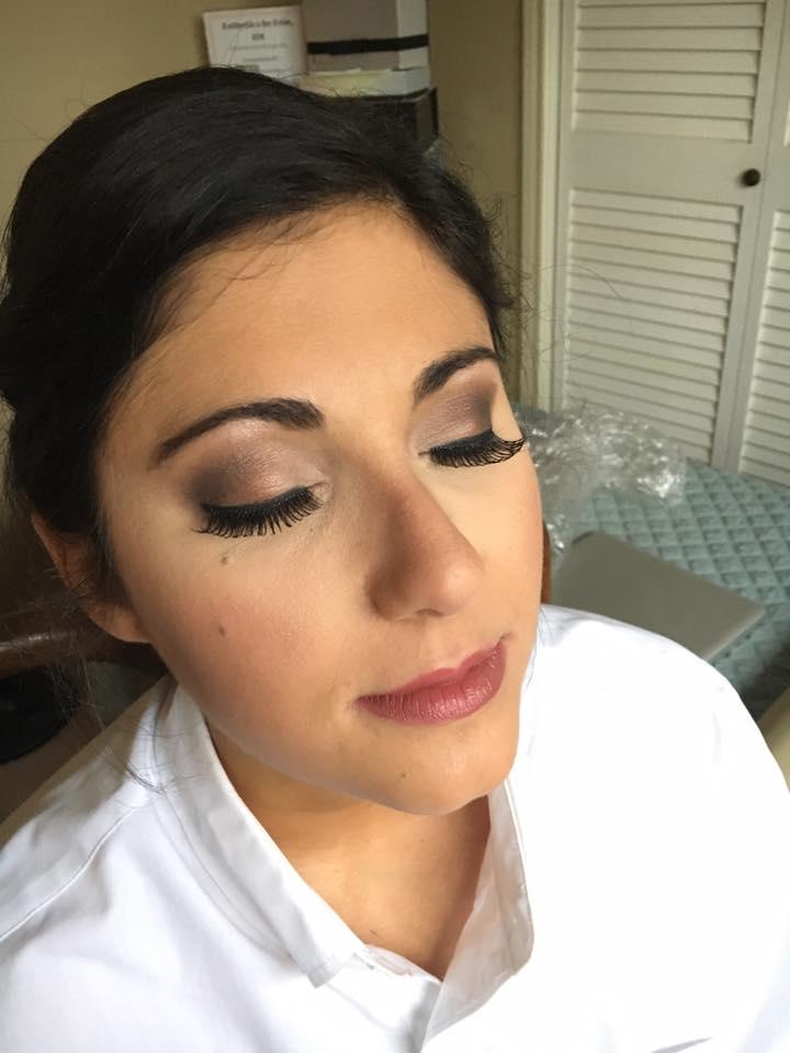 Lauren Comeaux Makeup