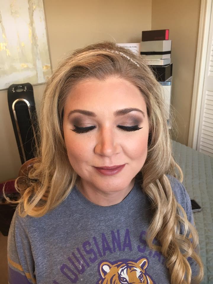 Lauren McKnight Makeup
